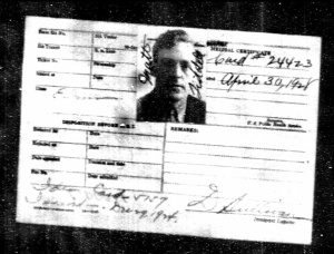 """Uncle Mat"" Liddell in 1927?"