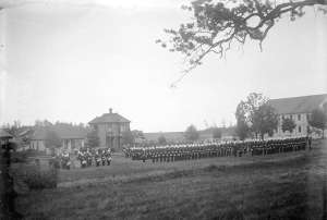 5th CGA in Beacon Hill Park in 1898