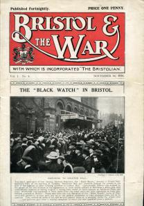 Vol. 1 No. 4, Nov. 14 1914