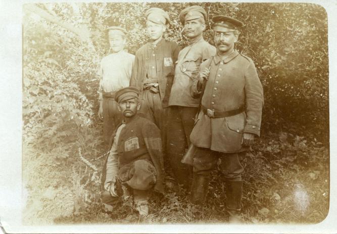 German WW1 postcard