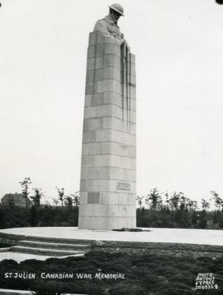 St. Julien Memorial