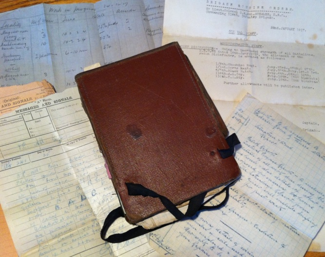 CyrilNormanFieldNotebook