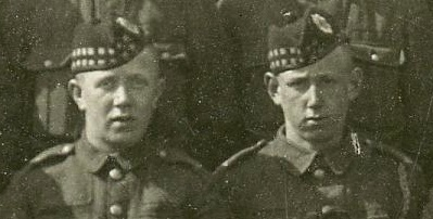 Thomas McIlwraith (left) and Charles McDonald (right)