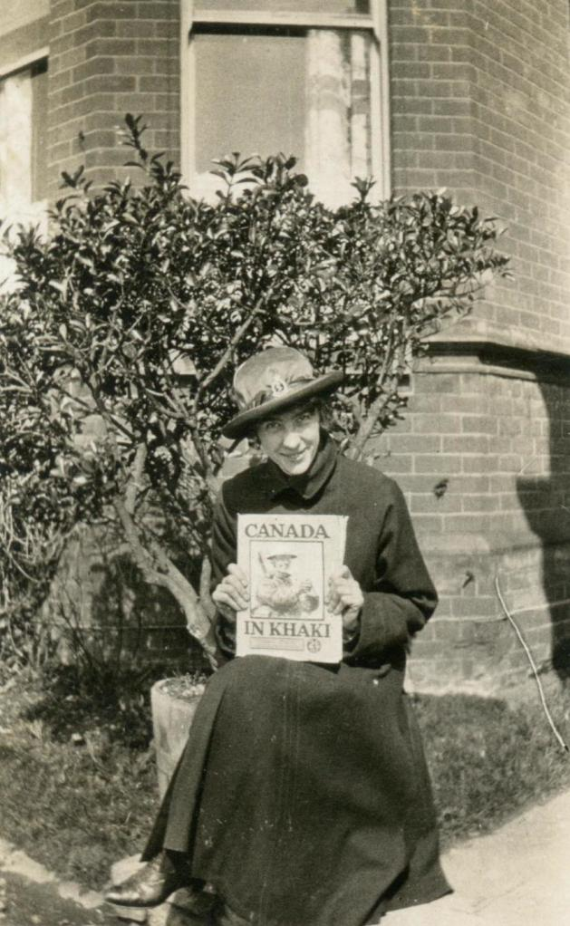 Just one of over 650,000 Canadian Lives of the First World War