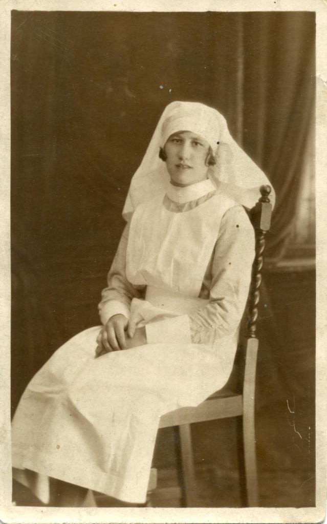 V.A.D Nurse