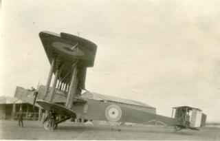 Handley Page O-Type. Source: author's collection