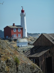 Fisguard Lighthouse (ca. 1860)