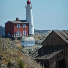 Fisguard Lighthouse (ca. 1860)