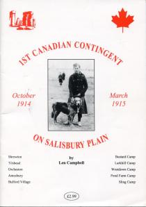 Booklet by Len Campbell