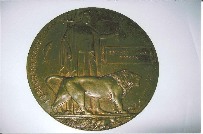 big penny (medal) No 4