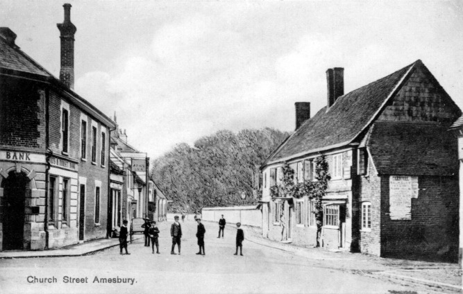 Church Street, Amesbury