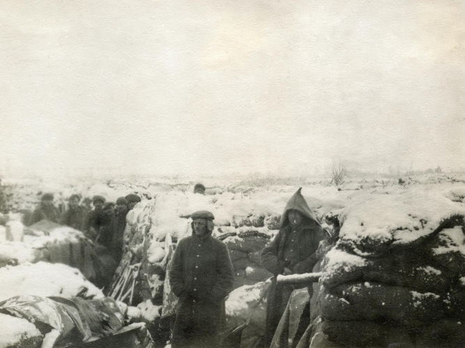 The 16th Battalion (Canadian Scottish) at Fleurbaix on March 19, 1915