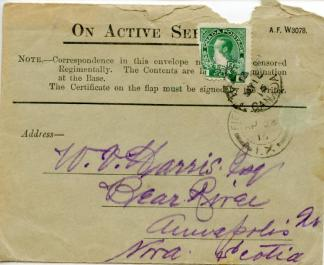 April 22, 1915 cover