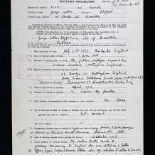Statutory Declaration (front)© 1997-2015 Ancestry.com