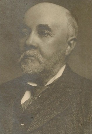 John's father, my great-great-Grandfather, Walter Cunningham (1842-1914)