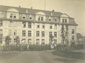 Holzminden_PoW_camp_Kaserne_B