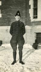 John Fleming in Winnipeg 1915 / 16