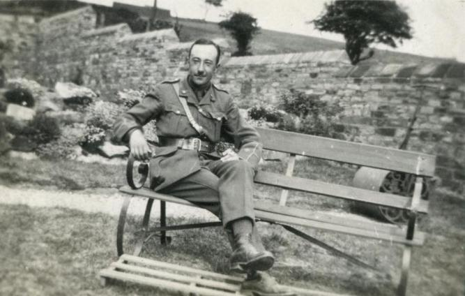 Lt. James Atkinson-Jowett, KIA 16 Sep 1916 at the Somme