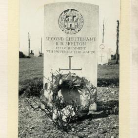 Skelton, Benjamin Dowell