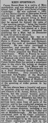 Yorkshire Post and Leeds Intelligencer, 01 Aug 1927 (part 2). Source: British Newspaper Archive