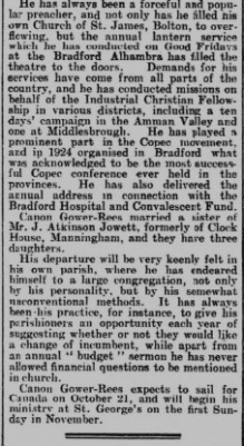Yorkshire Post and Leeds Intelligencer, 01 Aug 1927 (part 3). Source: British Newspaper Archive