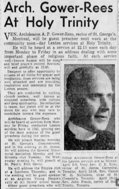 Winnipeg Tribune, 27 Mar 1943. Source: Newspapers.com