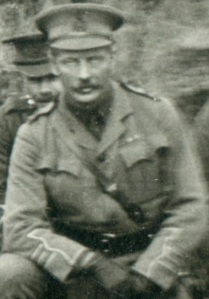 Could this be Lt-Col. David Watson of the 8th Royal Rifles?