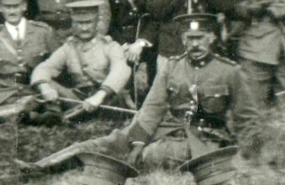 Lt-Col. Malcom S Mercer
