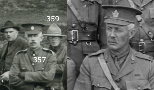 Lt-Col. Bartholomew Robson, 26th Middlesex Light Infantry