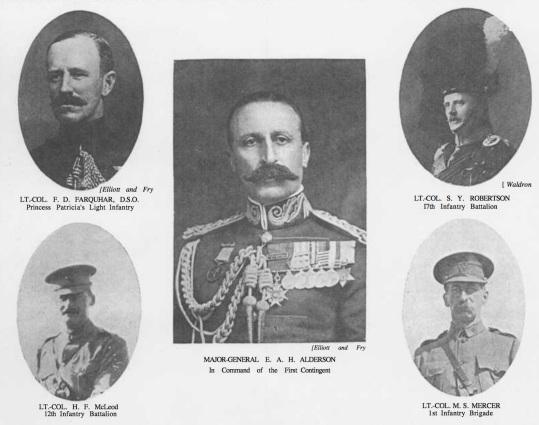 H.F. McLeod, E.A.H. Alderson, S.Y. Robertson, M.S. Mercer (note: large PDF) (Source: Brantford Public Library)