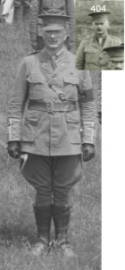 Lt-Col. Donald M Grant, 35th Regiment (The Grey & Simcoe Foresters)