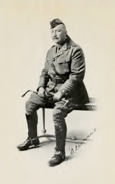 John A Currie, 15th Battalion (Source: Field Punishment No. 1)