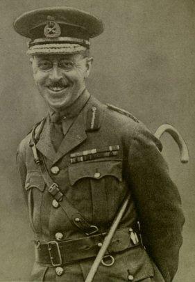 Richard E.W. Turner, 3rd Brigade C.E.F (Source: Wikipedia)