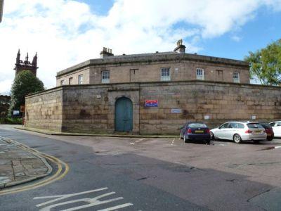 Cheshire Regimental Depot