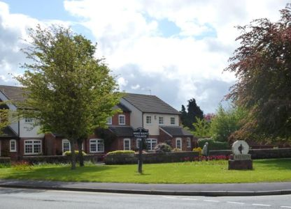Willaston on the Wirral Peninsula