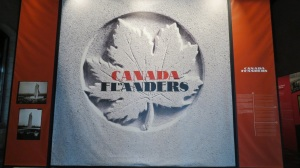 Canada in Flanders exhibit at In Flanders Fields Museum