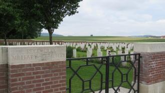 Ridgewood Military Cemetery