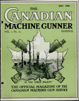 The Canadian Machine Gunner, Vol. 1 No. 10, May 1918. Source: Library and Archives Canada