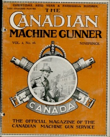 The Canadian Machine Gunner, Vol. 1 No. 18, January 1919. Source: Library and Archives Canada
