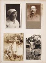 Destrubé family - Scrapbook, image 79. Source: Victoria to Vimy Exhibit UVic Library Special Collections