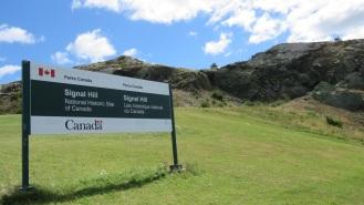 Signal Hill, St. John's, Newfoundland