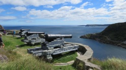 Queen's Battery at Signal Hill, St. John's, Newfoundland