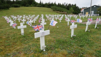 Beaumont Hamel Memorial at Ferryland, Newfoundland