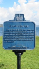 Battery at St. Mary's, Newfoundland