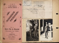 Florence Westman Scrapbook, image 105. Source: Victoria to Vimy Exhibit UVic Library Special Collections