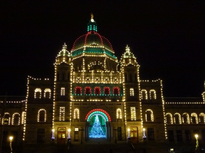 British Columbia's Provincial Legislature