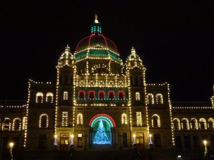 British Columbia's Provincial Legislature