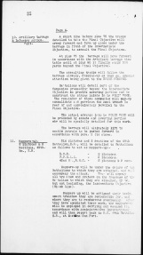 Operational Order No. 70 p4 (Source: Library & Archives Canada)