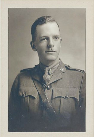 Lt. George Geoffrey May