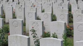 Passchendaele New British Cemetery